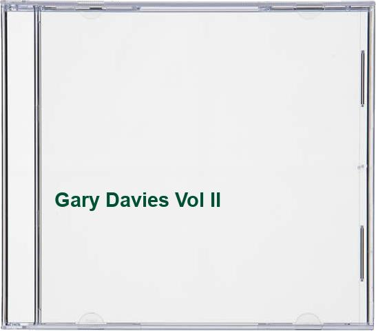 Unknown Artist - Gary Davies Vol II