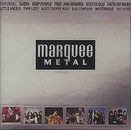 Various - Marquee Metal