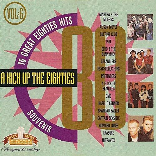 Various - Kick Up the Eighties Vol6