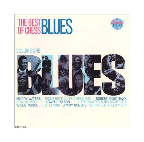 The Best of Chess Blues Vol.1