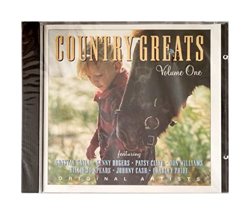 Various - Various - Country Greats Vol.1