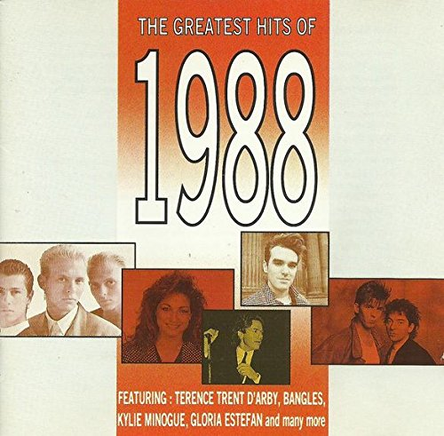 Various Artists - The Greatest Hits of 1988 By Various Artists