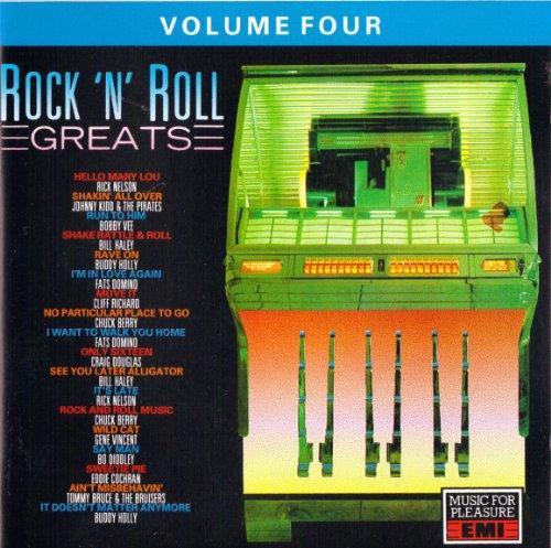 Various Artists - Rock 'n' Roll Greats Vol.4