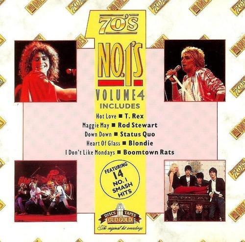 Various - Various - Seventies Number 1s Vol4 By Various