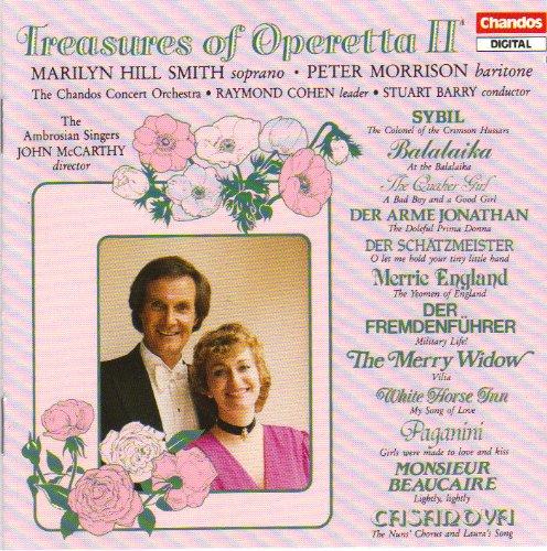 Various - Treasures of Operetta Vol 2 By Various