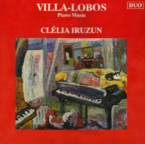 Villa-Lobos - Piano Works