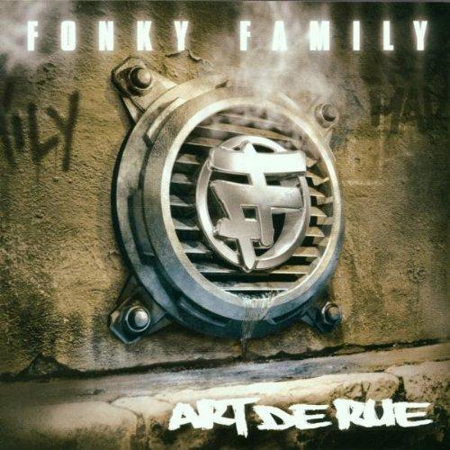 Fonky Family - Art du Rue