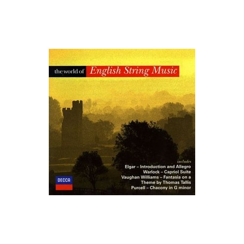 The World of English String Music