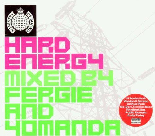 Yomanda (mixed by) - Hard Energy: Mixed By Fergie & Yomanda By Yomanda (mixed by)