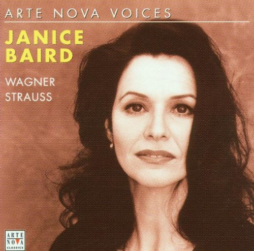 Janice Baird - Wagner and Strauss (Ivan Anguelov) By Janice Baird