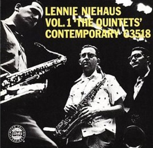 Lennie Niehaus - Vol.1 'the Quintets'