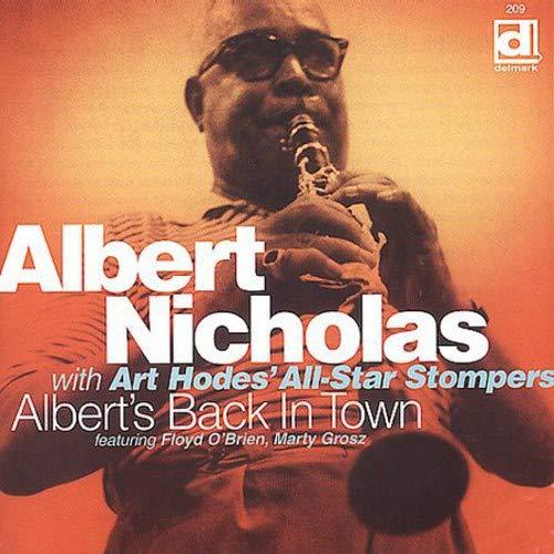 ALBERT - Albert's Back in town