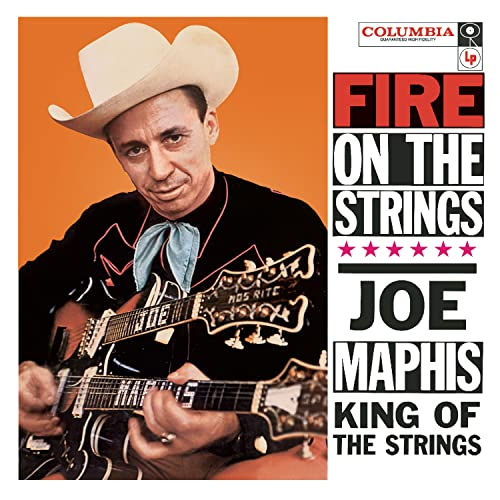Maphis, Joe - Fire on the Strings