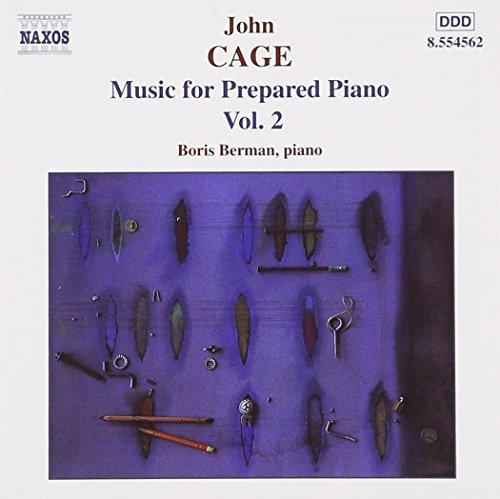 John Cage - Cage - Music for Prepared Piano, Volume 2
