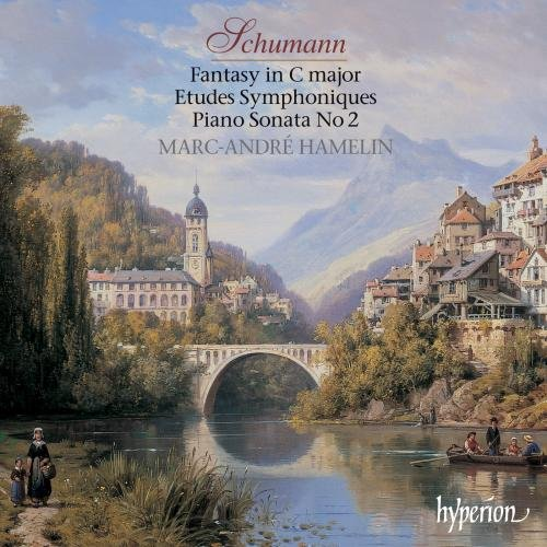 Hamelin, Marc-Andre - Schumann: Piano Music By Hamelin, Marc-Andre