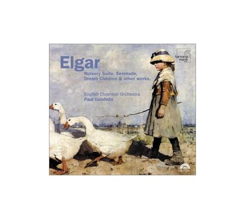 Edward Elgar - Nursery Suite, Serenade, Dream Children (Eco, Goodwin) By Edward Elgar