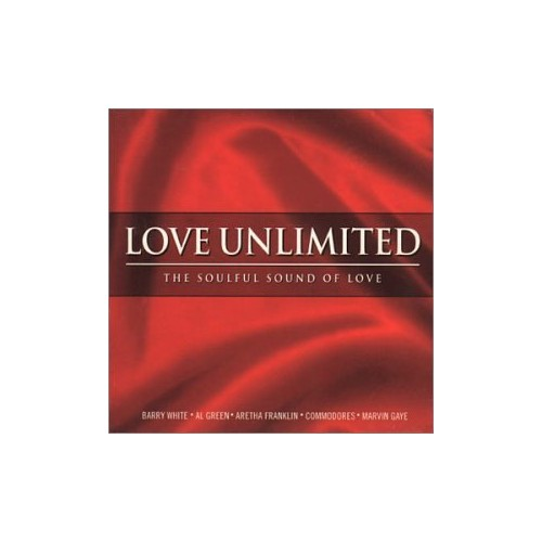 Various Artists - Love Unlimited - the Soulful Sound of Love