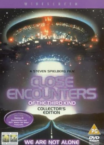 Close Encounters of the Third Kind--Collector's Edition (two discs)
