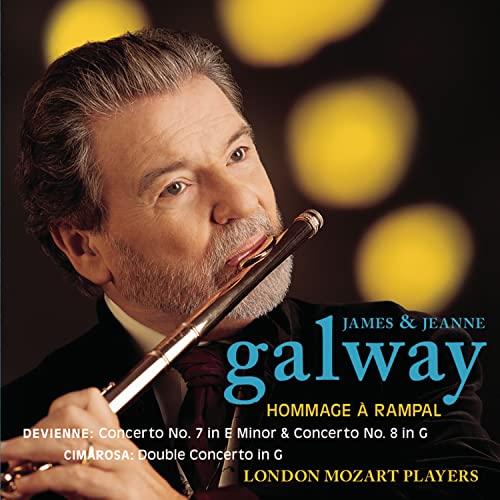 London Mozart Players - Devienne & Cimarosa: Flute Concertos