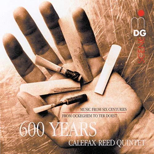 Tchaikovsky/Byrd/Ockeghem/Desprez/Bendusi/Tajcevic - Calefax Reed Quintet By TchaikovskyByrdOckeghemDesprezBendusiTajcevic