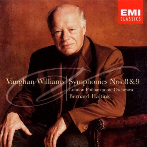 London Philharmonic Orchestra - Vaughan Williams:Symphonies Nos.8 & 9