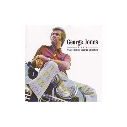 The Definitive Country Collection By George Jones