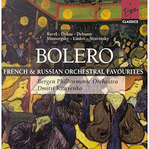 French And Russian Orchestral Works (Bergen Philharmonic)