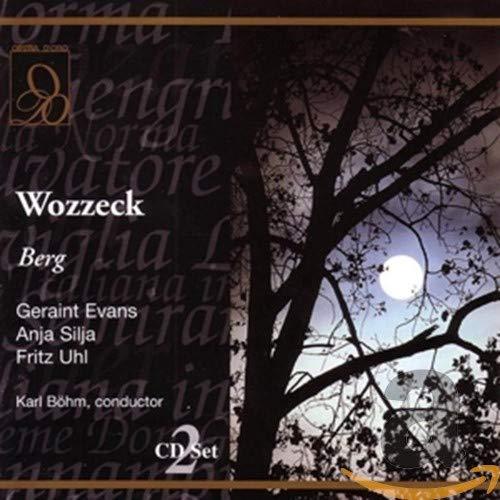 Evans/Silja/Uhl/Boehm/Vienna Philh. Orch. - Wozzeck (Salzburg 1971) By EvansSiljaUhlBoehmVienna Philh. Orch.