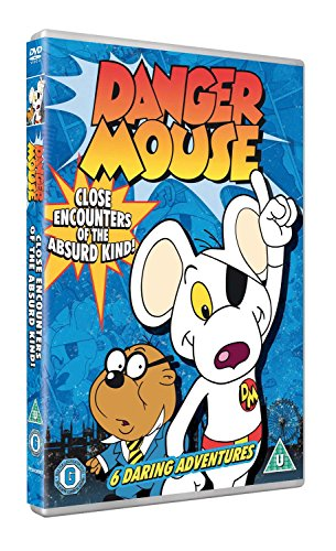 DANGERMOUSE: CLOSE ENCOUNTERS OF THE A