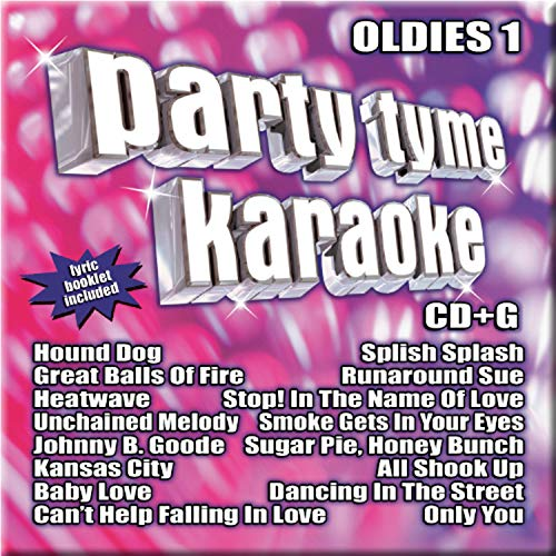 Various - Party Tyme Karaoke: Oldies By Various