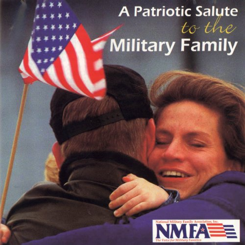 Various Artists - Patriotic Salute: Military Family By Various Artists