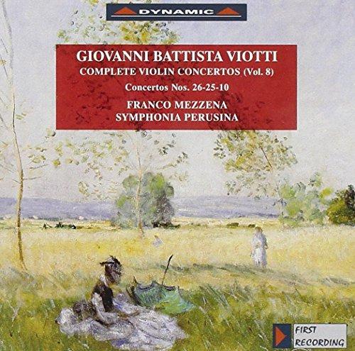 Antonin Rejcha - Viotti - Complete Violin Concertos, Volume 8