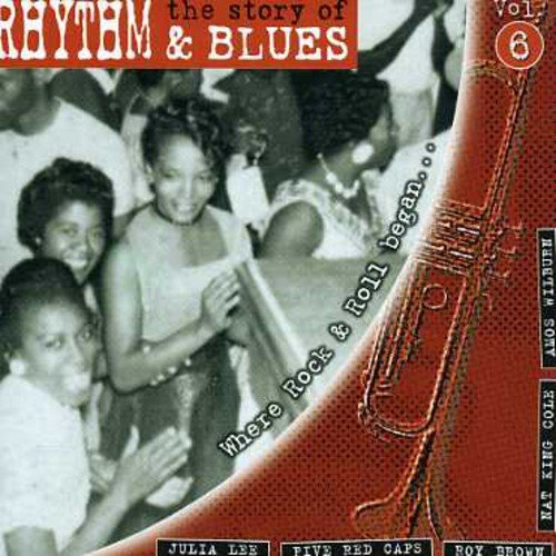 Various - Story of Rhythm and Blues Vol.