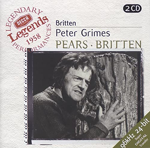 Peter Grimes (Britten) By James Pease