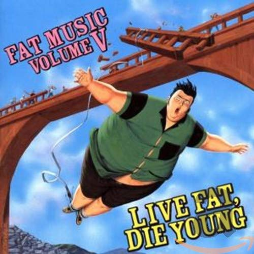 Various Artists - Live Fat Die Young