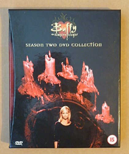 Buffy-the-Vampire-Slayer-Season-2-DVD-1998-DVD-Z7VG-The-Cheap-Fast-Free