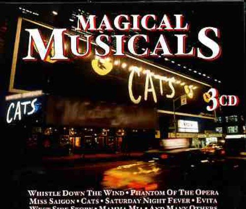 Various - Ocr: Magical Musicals By Various