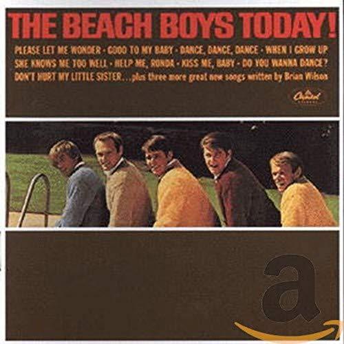 The Beach Boys - Today! / Summer Days (And Summer Nights!!) By The Beach Boys