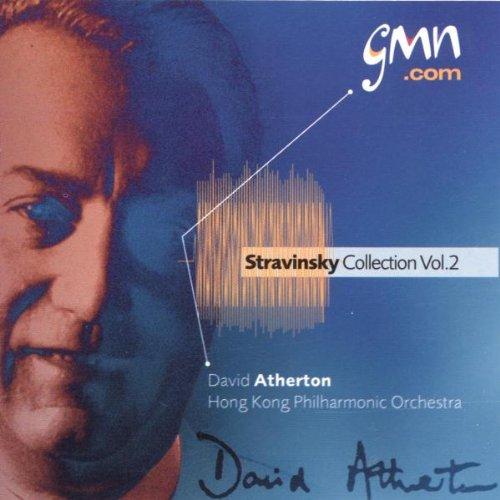 Igor Stravinsky - Collection Vol. 2 (Donohoe, Hong Kong Po, Atherton)
