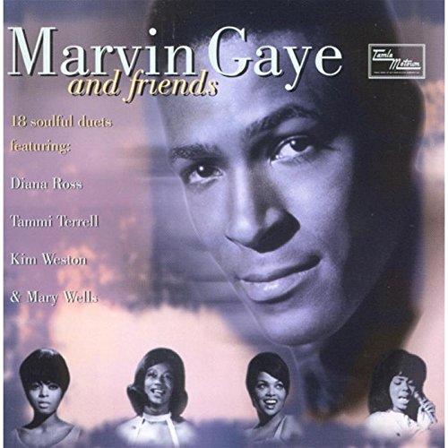 Marvin Gaye - Marvin Gaye & Friends
