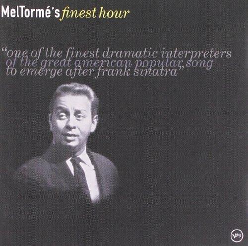 Torme, Mel - Finest Hour