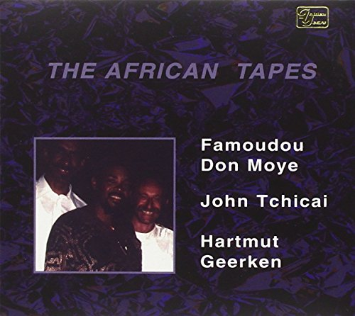 Famoudou Don Moye/John Tchicai - The African Tapes (2CD)