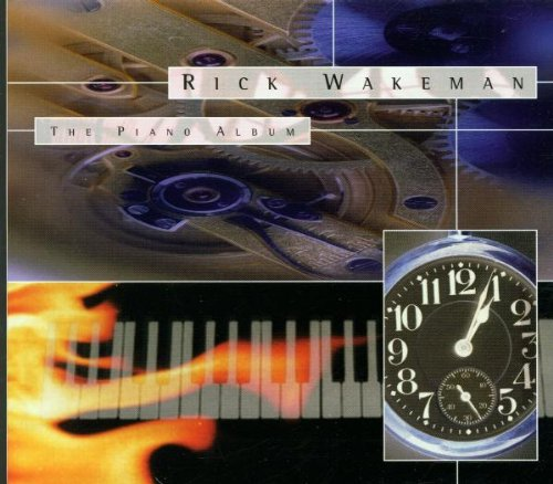 Wakeman, Rick - The Piano Album