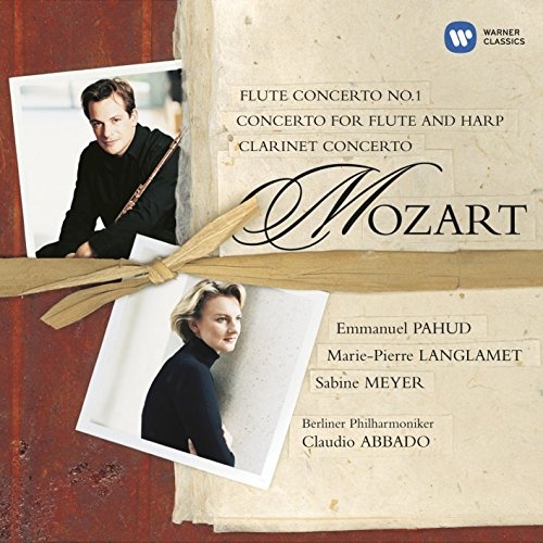 Sabine Meyer - Mozart:Flute/Flute & Harp & Clarinet Concerti