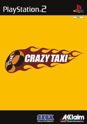 Crazy Taxi (PS2)