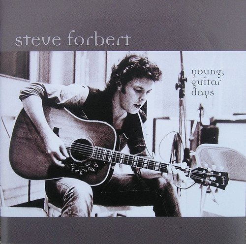 Steve Forbert - Young Guitar Days By Steve Forbert
