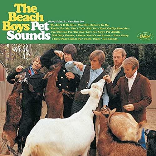 The Beach Boys - Pet Sounds By The Beach Boys