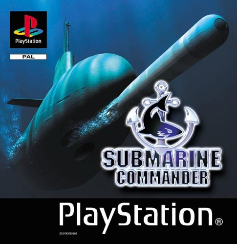 Sony Playstation - Submarine Commander (PS)