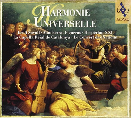 Various Composers - Harmonie Universelle By Various Composers