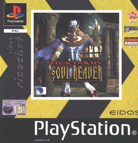 Soul Reaver: Legacy of Kain (PS)